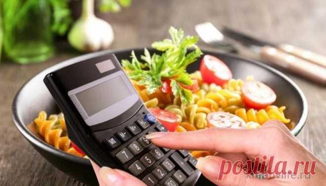 Почему метод подсчета калорий не работает для похудения | Психология