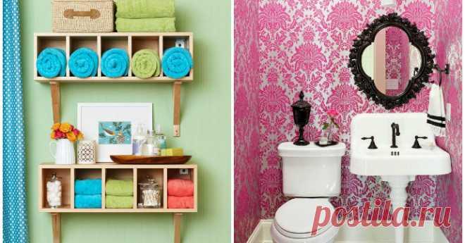 Как оформить маленькую ванную: 18 идей дизайнера 18 дизайнерских советов по декору маленькой ванной, которые просто и быстро применить на практике, обновив интерьер