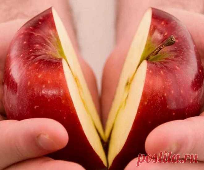Как провести приворот на яблоко, на две половинки? Ритуал яблочной магии. Простой и эффективный способ приворожить вторую половину.