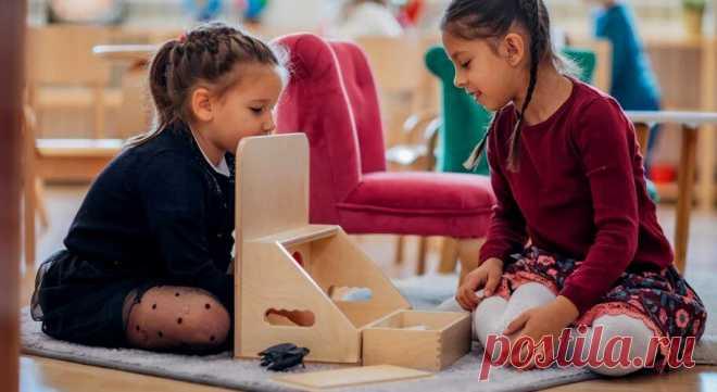 Детские игрушки от компаний, созданных женщинами