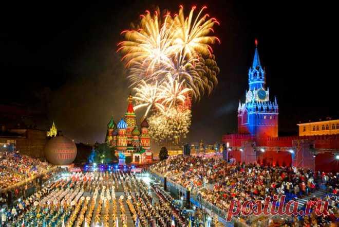 Картинки День города Москвы (37 фото) ⭐ Забавник