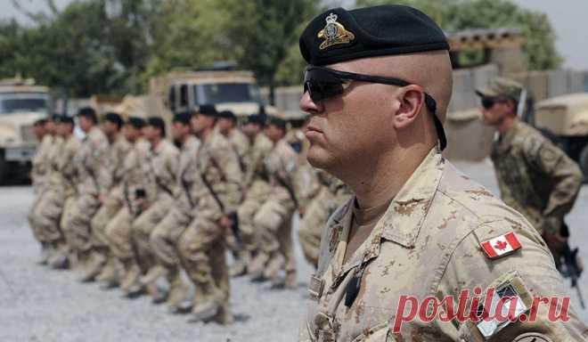 Военный контингент Канады в Ираке будет сокращен из-за изменения ситуации в этой стране | Армия