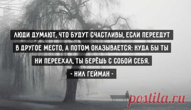 «Люди почему-то считают, что мера или острота боли зависят от силы удара. Дело не в том, насколько силен удар. Дело в том, куда он придется».