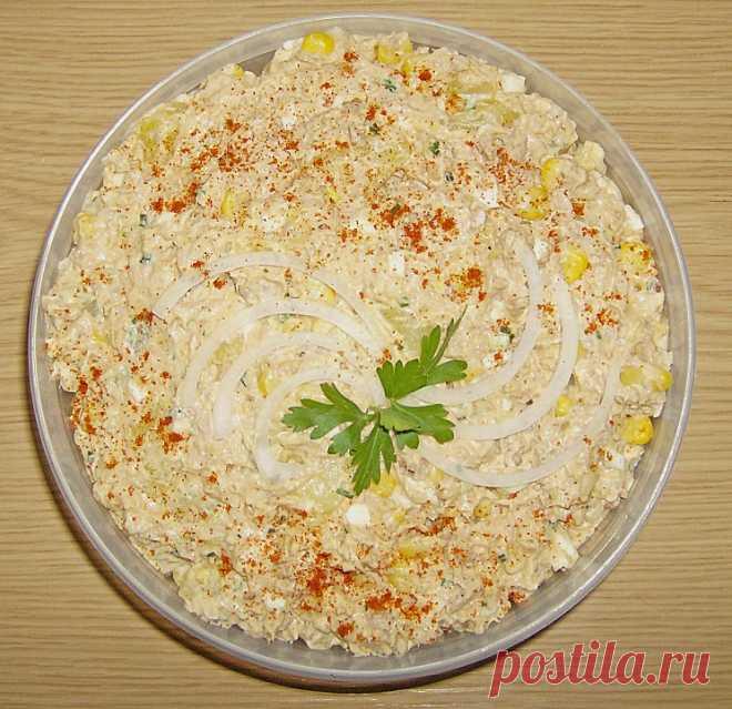 Russischer Thunfischsalat Russischer Thunfischsalat, ein gutes Rezept aus der Kategorie Krustentier & Fisch. Bewertungen: 49. Durchschnitt: Ø 4,0.