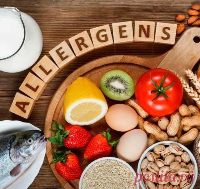 Всё о пищевой аллергии / Будьте здоровы