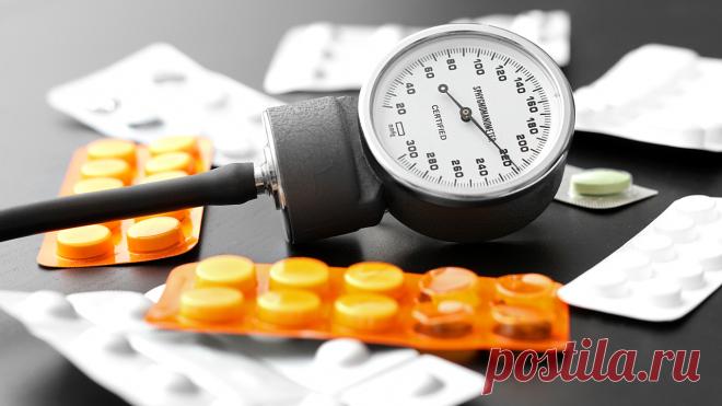 Лекарство от повышенного давления - список эффективных, рейтинг новых