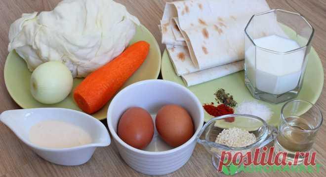 Дачна вечеря: оригінальний рецепт запеченої капусти - корисні статті про садівництво від Agro-Market
