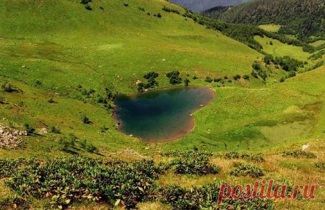 Озеро Любви - Путешествуем вместе