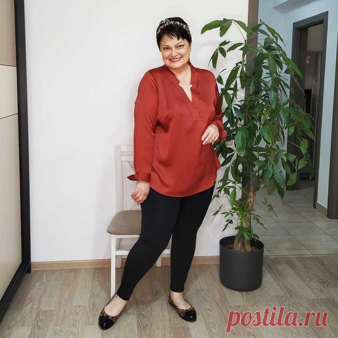 Как составить стильный образ с черными брюками даме 50+ | LADY DRIVE 🎯 | Яндекс Дзен