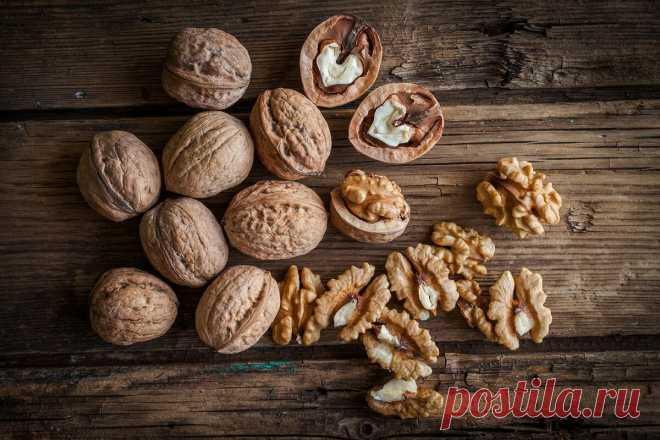 Как грецкие орехи влияют на поджелудочную железу при панкреатите. Полезные свойства и правила употребления