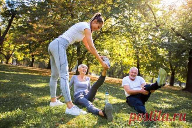 Зачем делать растяжку ног по утрам — ХОЗЯЮШКА24