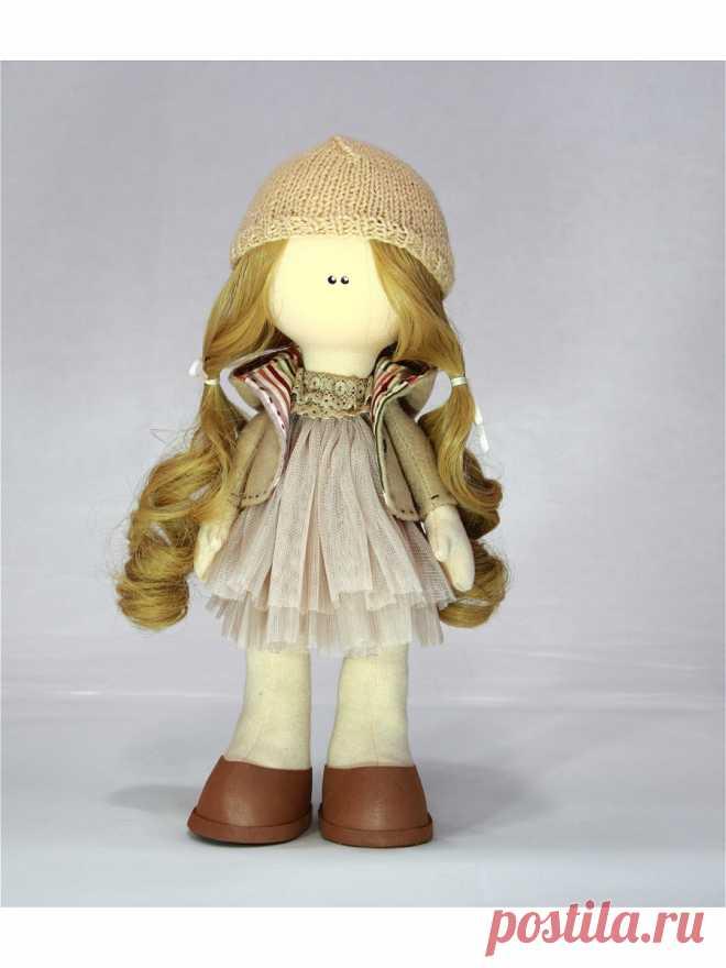 Набор для создания интерьерной куклы, Кукольная фея
