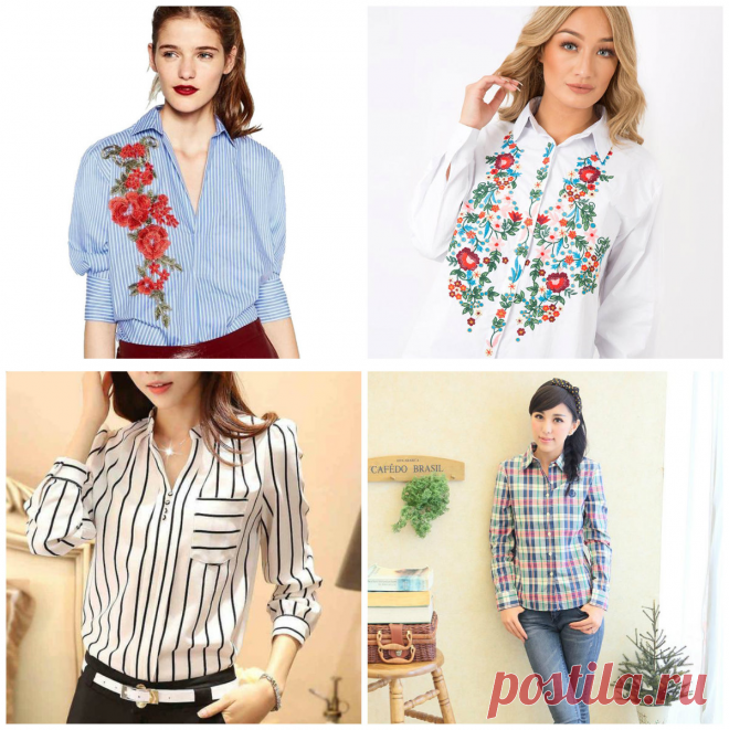 lo último e469a 1f00f Blusas de moda 2018; tendencias de blusas para mujer 2018 ...