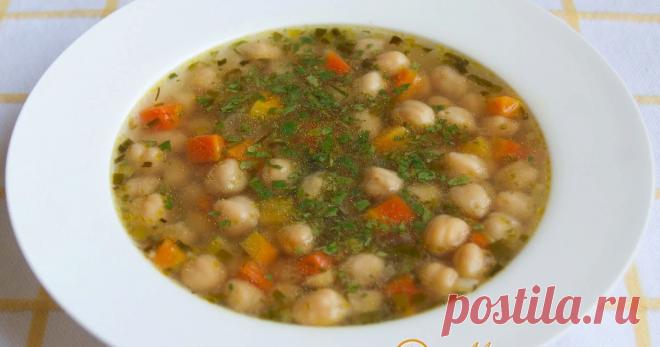 Диабет.Как правильно варить нут и рецепт супа из нута. - Рецепты для дома