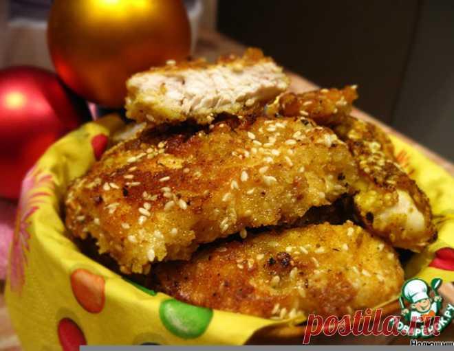 Домашние куриные наггетсы – кулинарный рецепт