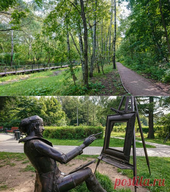 Парк Покровское-Стрешнево – велопрогулка | Жизнь после пятидесяти | Яндекс Дзен