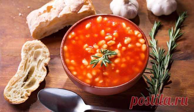 Пісна квасоля в пряному томатному соусі: рецепт | жіночий журнал Коліжанка