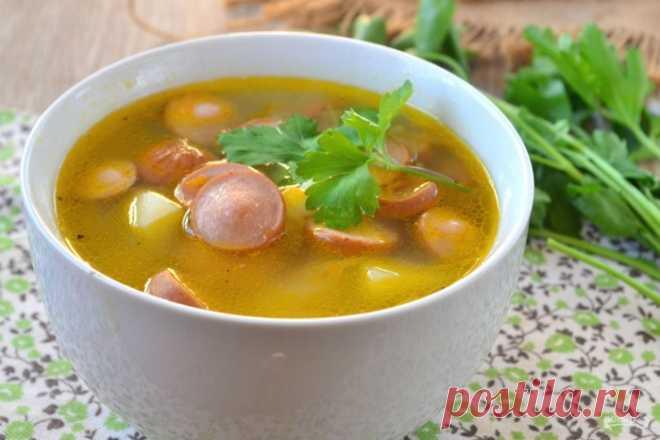 50 горячих супов