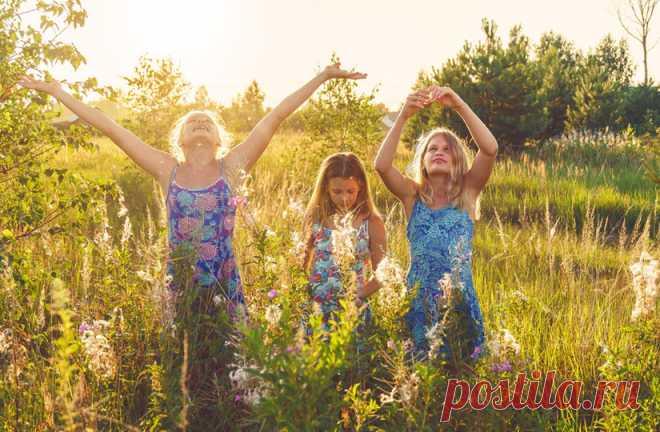 Как не постареть за одно лето: шесть эффективных и приятных способов заботы о себе