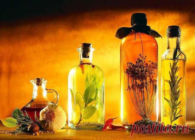 Полезные свойства растительных масел. | Правила здоровья и долголетия