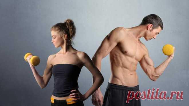 Как женский метаболизм отличается от мужского и что с этим делать 5 фактов о сжигании жира при тренировкахДанная статья расскажет вам о пяти основных отличиях женского метаболизма от мужского, а также о том, что с этим делать, чтобы получить фигуру, о которой вы меч...