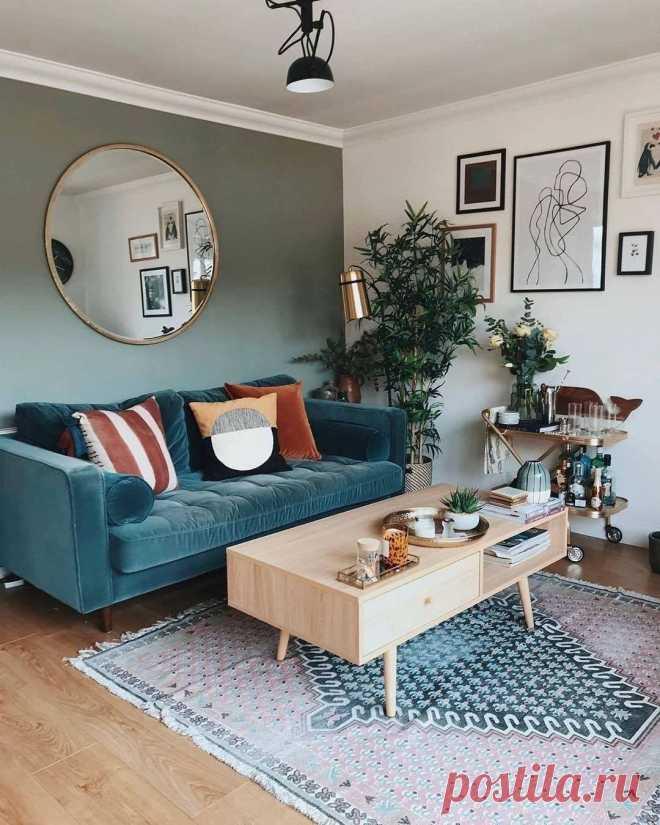 Идея для оформления гостиной, как вам?  Хотите поделиться своими результатами ремонта? Присоединяйтесь к нашему проекту!