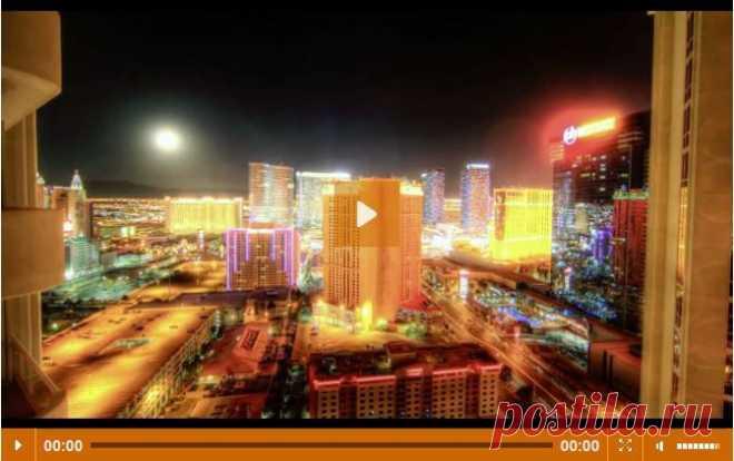 Красота Лас-Вегаса
