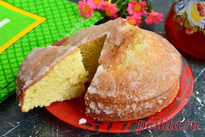 Турецкий пирог