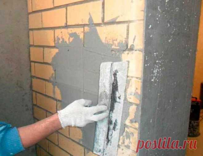 5 советов, позволяющих выровнять стены быстро и эффективно — Строительство и отделка — полезные советы от специалистов