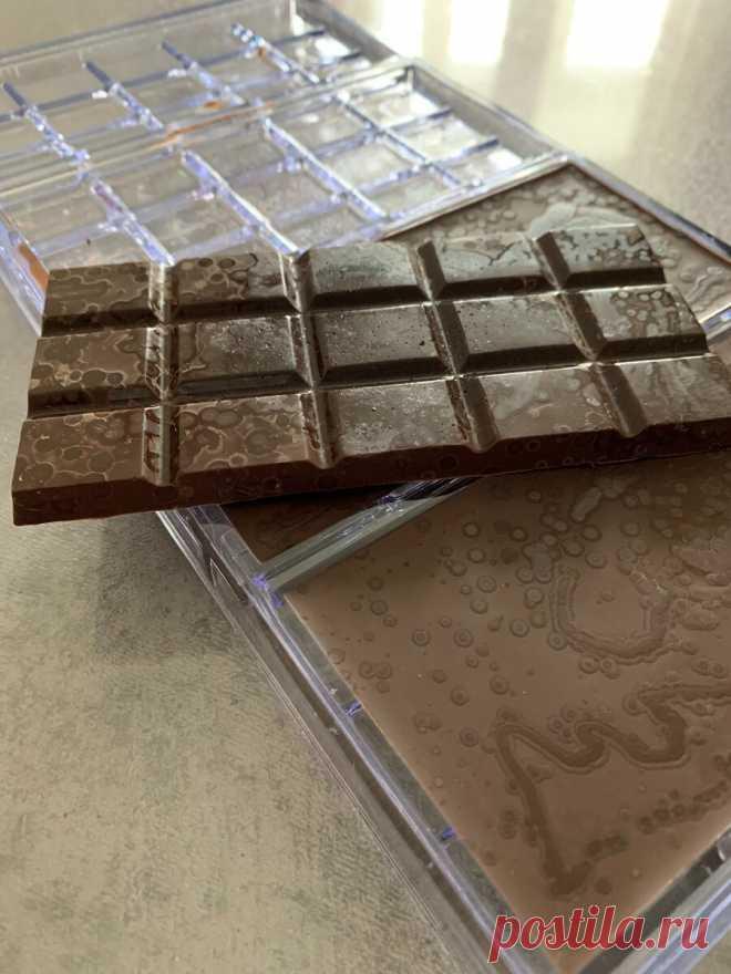 Шоколад продлевает молодость. Готовлю натуральный шоколад всего из 3-х ингредиентов | Заварила кашу | Яндекс Дзен
