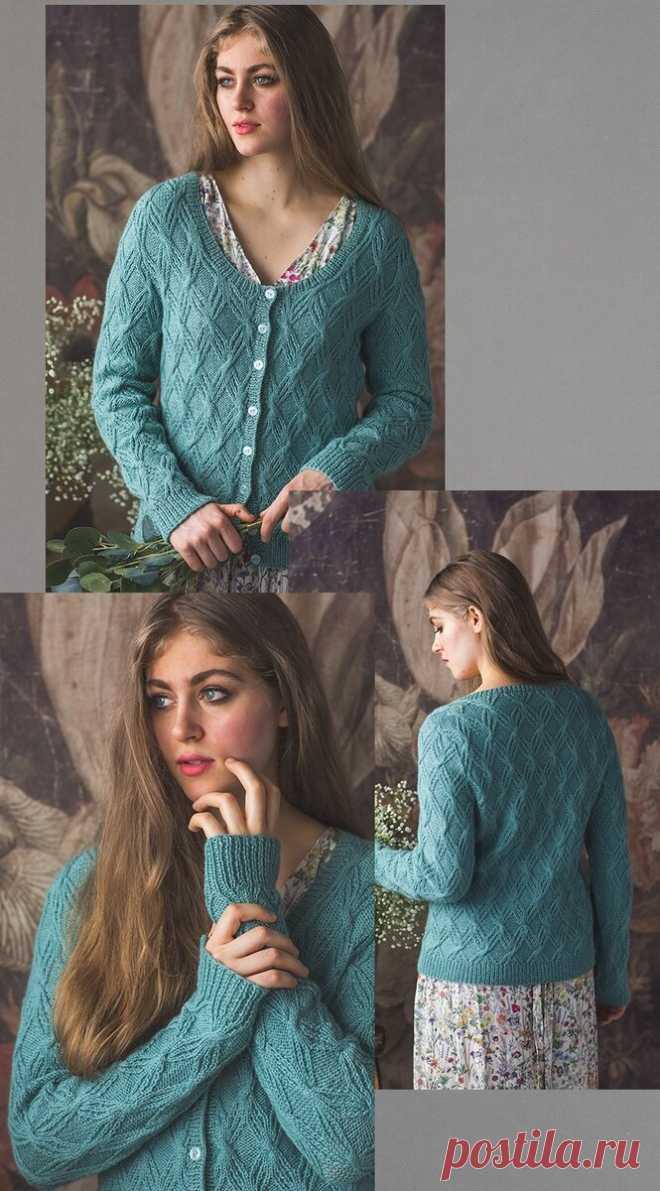 Джемперы с красивыми узорами от английских авторов   Хобби и развлечения   Яндекс Дзен