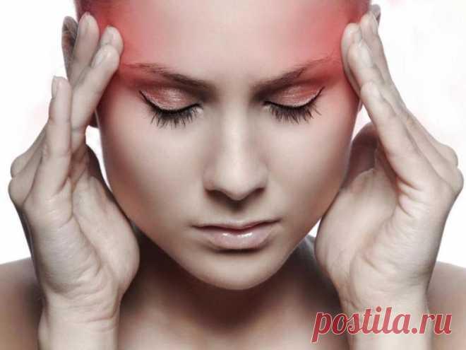 5 натуральных способов борьбы с головной болью - Народная медицина - медиаплатформа МирТесен