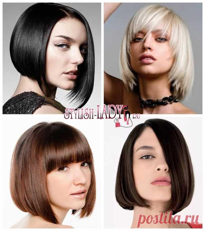 Стрижка «каре» для тонких волос – возможен ли дополнительный объем?