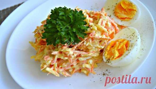 Вкуснейший французский  с морковью и сыром – если готовите, то делайте сразу много! Это очень полезно! - Ok'ейно.plus