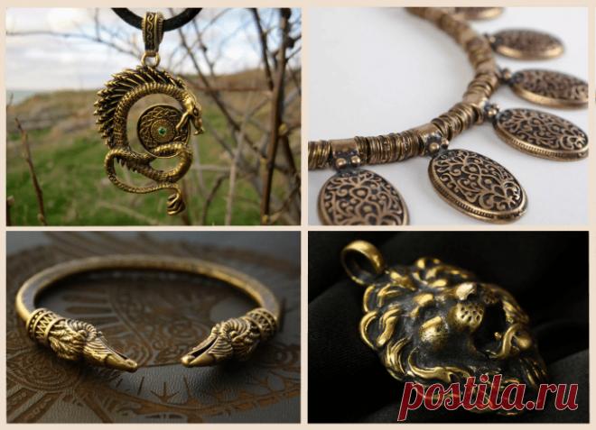 Что нужно знать, покупая украшения из бронзы | Статьи о ювелирных изделиях | Яндекс Дзен