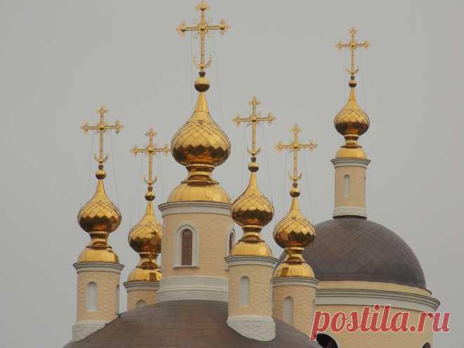 Монастырь в Михайлове (Рязанская область)