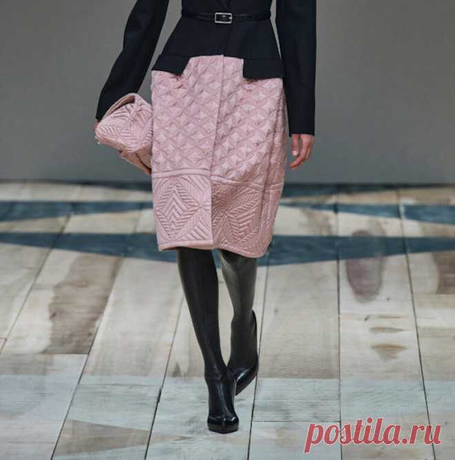Стеганная юбка - тренд осени 2020. 8 стильных моделей, которые идеально впишутся в базовый гардероб. | gt.atelier | Яндекс Дзен