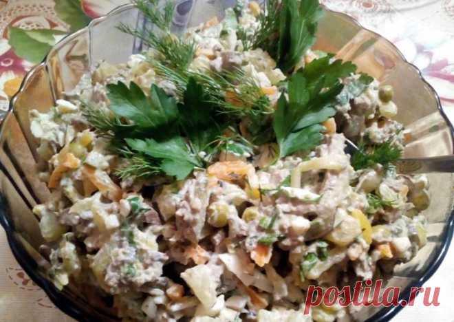 ужимка, салат дудляш рецепт с фото стал помогать застрявшей