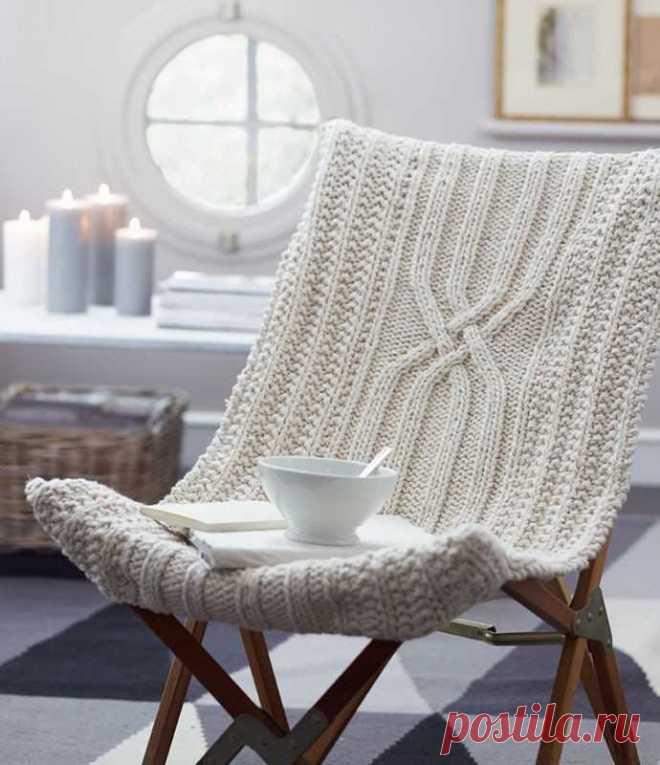 Чехол на стул своими руками - выкройки, подбор материалов и дизайна
