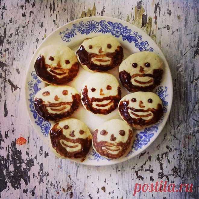 Прикольные картинки печенек