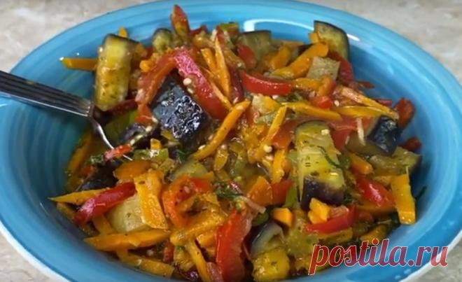 Баклажаны по-тайски: вкуснейшее овощное рагу - Вкусные рецепты - медиаплатформа МирТесен