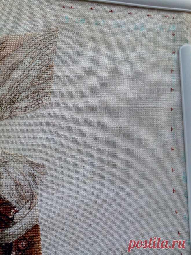 Вышивка крестиком. Трудности разметки | Заметки из Нарнии | Яндекс Дзен