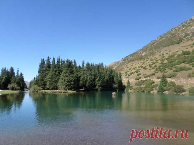 Самые красивые места на Иссык-Куле! Превосходные места, которые обязательно стоит увидеть! Часть II