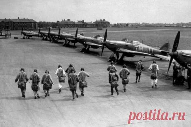 Как британские летчики воевали на советском Севере | Выживи сам