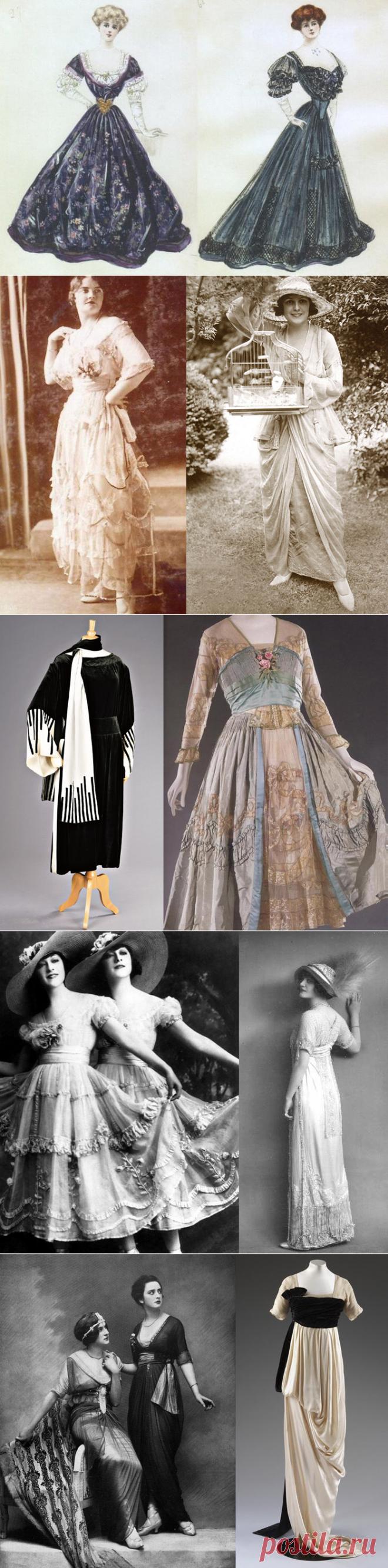 Как выжившая пассажирка «Титаника» изменила европейскую моду: Забытая модельер Люси Дафф Гордон