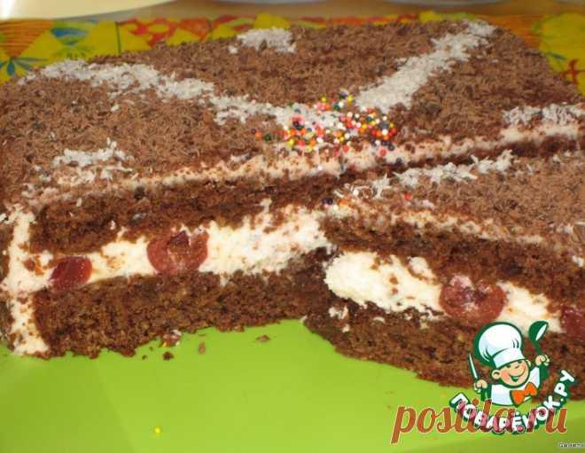 Торт а-ля