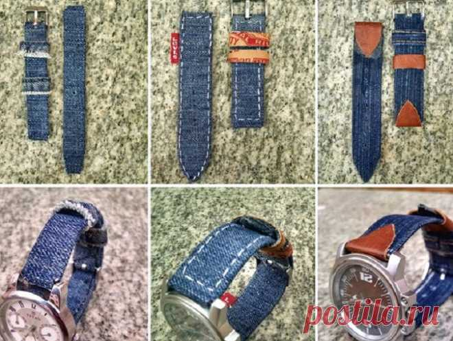 Хоть теперь никогда не выбрасывай старые джинсы… 25 эксклюзивных идей! — Мир интересного