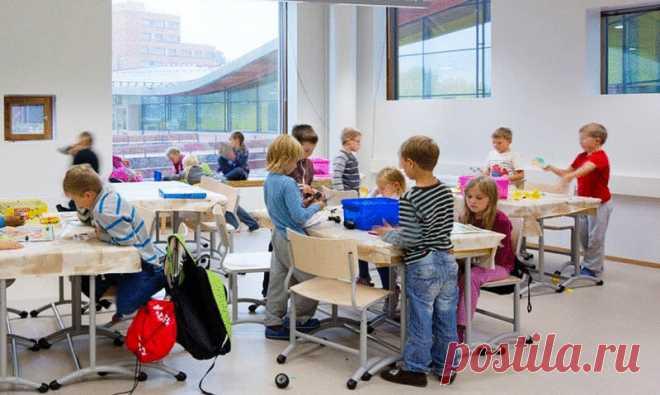 «Либо мы готовим к жизни, либо — к экзаменам. Мы выбираем первое». Или почему финское образование считается одним из лучших в мире: