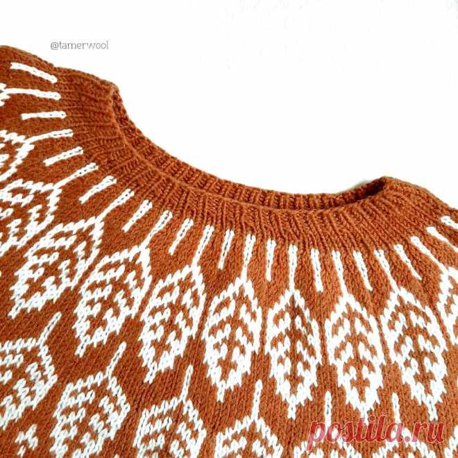 Росток в вязании - что это и где применять? | Вязание красиво. Tamerwool | Яндекс Дзен