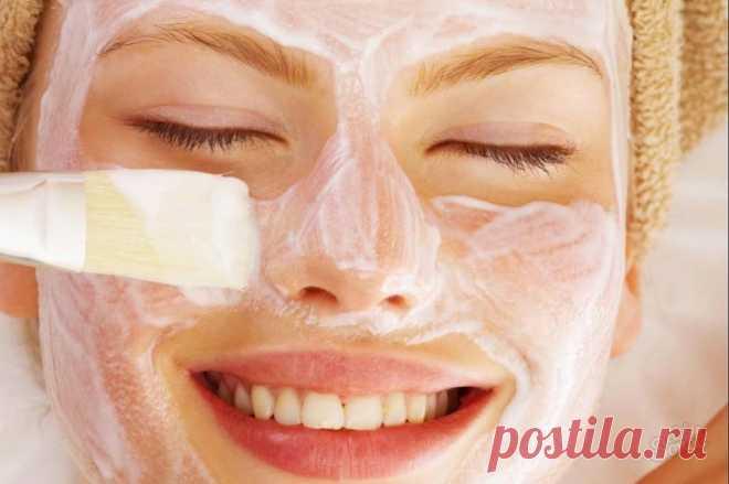 Действенные маски для лица с аспирином